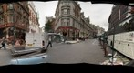 London Shaftesbury, Denman, and Great Windmill streets - two 360 degree panoramas stitched together (b4)