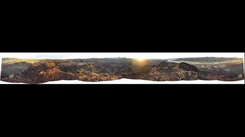 Rojo Peak 360 Panoroma