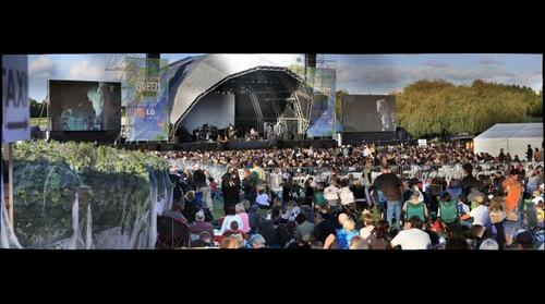 DonMcGlashan @ Villa Maria Concert.06/03/2011