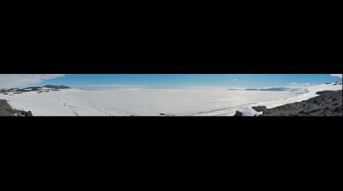 Cape Evans, Ross Island, Antarctica