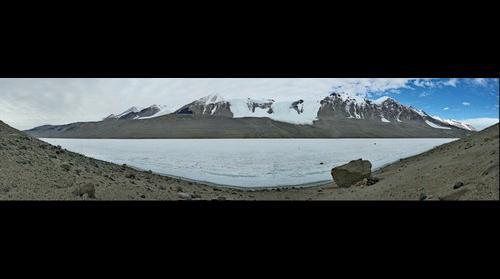 Lake Bonney, Antarctica