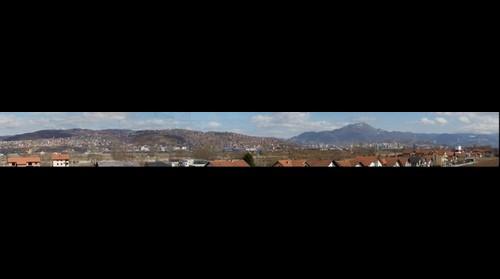 Sarajevo from Doglodi