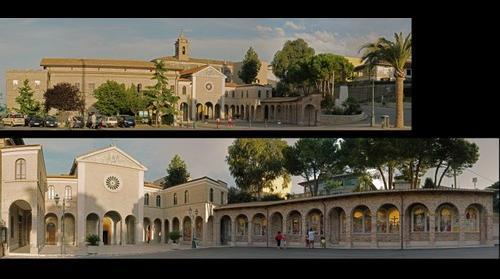 Santuario della Madonna dello Splendore - Giulianova (TE) - Italy