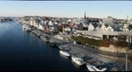 Haugesund fran Risoybron