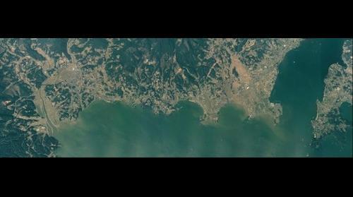 The Earth Quake (TSUNAMI) Japan 2011/03/11 Kesennuma-City Part 3 Miyagi Pref.