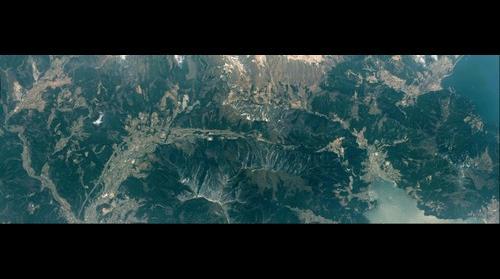 The Earth Quake (TSUNAMI) Japan 2011/03/11 Oofunato-City Part 2 Iwate Pref.