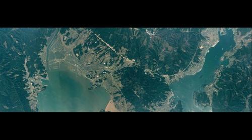 The Earth Quake (TSUNAMI) Japan 2011/03/11 RikuzenTakata-City Part 1 Iwate Pref.