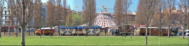 Circo Raluy (01) en Sant Cugat