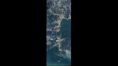 The Earth Quake (TSUNAMI) Japan 2011/03/11 Yamada-Town  Iwate Pref.
