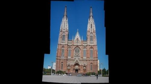 La Catedral de La Plata. Argentina