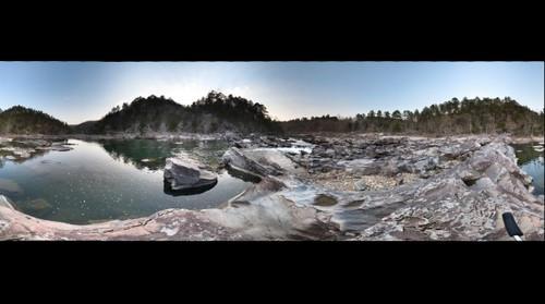 Cossatot River Falls