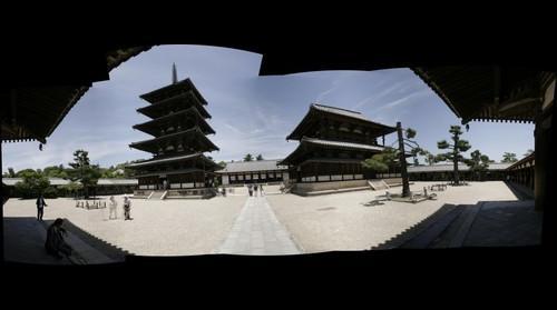 Horyuji temple (The world Heritage)