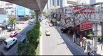 View of Sukhumvit Road Bangkok