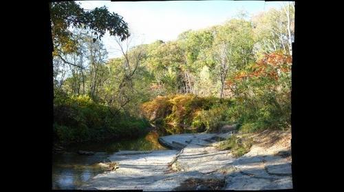 Creek by Montour Trail