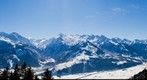 Panorama of Mountains near Kaprun