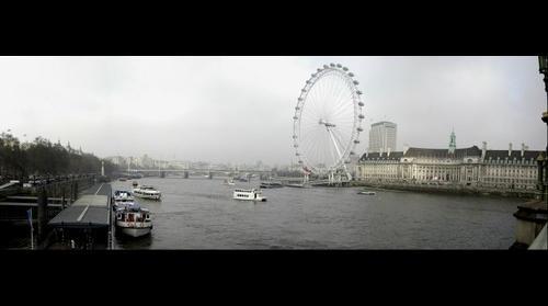 Vista de Londres desde Westmister Abbey