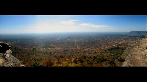 View from Preah Vihear  (Khao Phra Wihan)