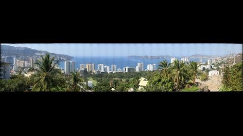 Bahia de Acapulco desde Costa Azul