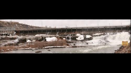 Black Eagle Falls - Great Falls