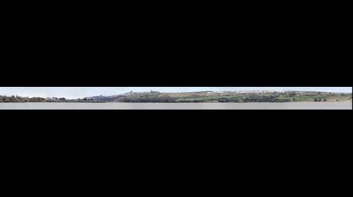 Gigafoto lago de Arcos de la Frontera