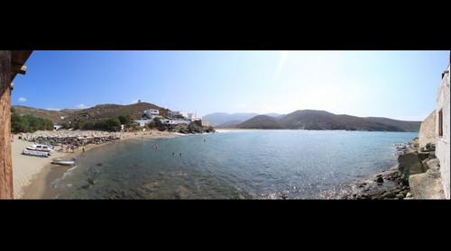 Kolympithra bay, Island of Tinos