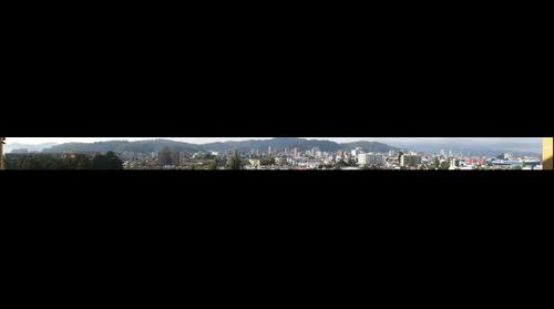 Concepcion Skyline, Chile.