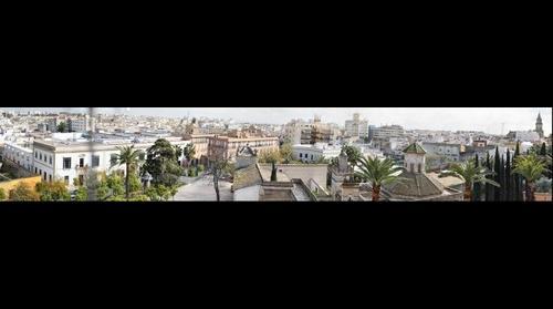 Panoramica Jerez de la Frontera