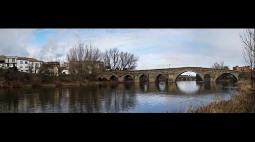 Puente Romanico (El Barco de Avila)