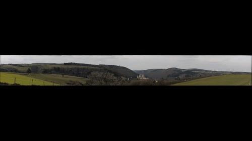 Vianden castel   Luxemburg