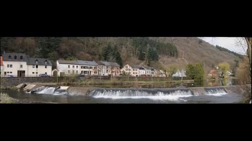 Vianden Alemort  Luxemburg