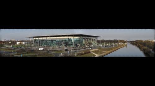 Volkswagen Arena & Mittellandkanal
