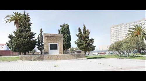 Monumento al Hospital de Marina