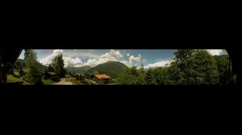 Les Houches, Chalet, Molly Blanc, Chamonix, Mont Blanc, Servoz, balcony view