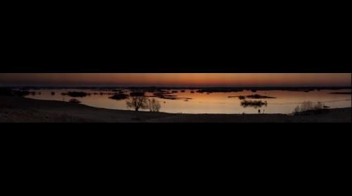 Sunrise over Biebrza