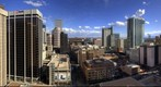Denver from D&amp;amp;F Tower 16th Street 