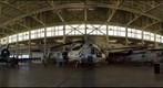 Pacific Aviation Museum, Hangar 79, Ford Island, Pearl Harbor (interior)