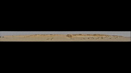 Paleodunes atop River Sediments