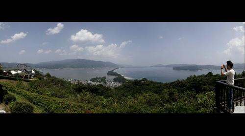 Amanohashidate (Bridge to Heaven)