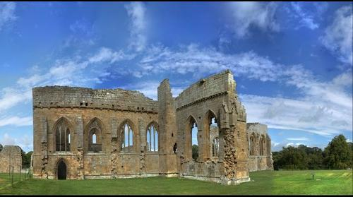 Eggleston Abbey near Barnard Castle