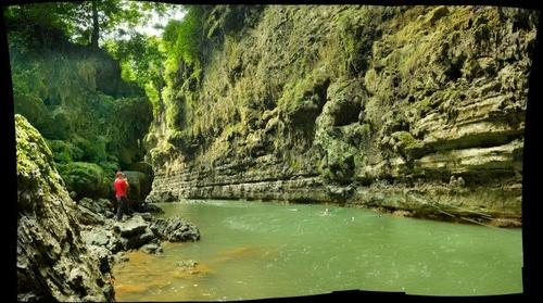 Green Canyon, Pangandaran, Indonesia (II)