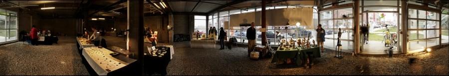 GA/GI crafts, robots, and Pittsburgh Gigapanorama