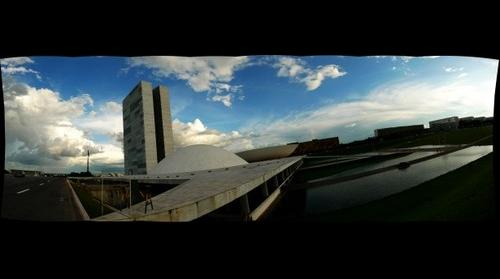 Brasilia National Congress Building