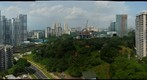 Singapore City Scenes: High Rise View