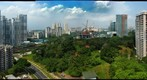 Singapore City Scenes - Hi Rise View