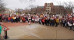 We Are One Rally in Ann Arbor