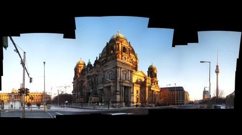 Berlin - Funkturm & Dom