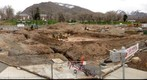 University of Utah Honors Residence building job site - Camera View
