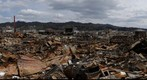 Kesennuma, Miyagi Prefecture, Japan, destroyed by tsunami (AP)