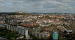 Brno from Holandska (Brno, Czech Republic) - North direction
