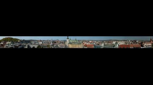 Lookout House of Lords of Lipa ( Vyhlídka - Dům Pánů z Lipé) (Brno, Czech Republic)